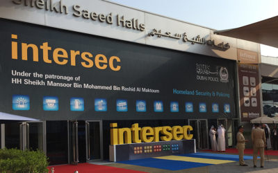 Intersec 2017 at Dubai