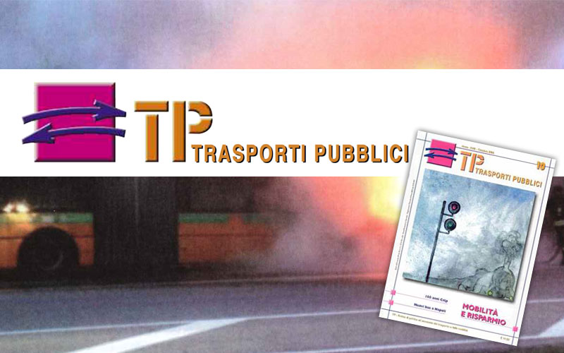 Domino Technology on new TP Trasporti Pubblici issue