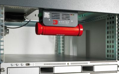 Una rapida ed efficiente protezione antincendio per i tuoi pannelli tecnologici