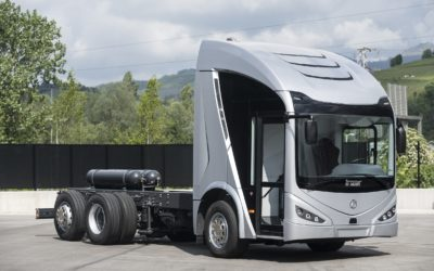 The progress of the Irizar group and the collaboration with Domino Technology